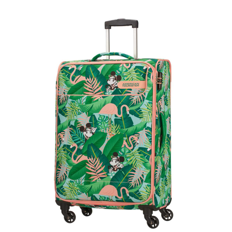 Kofer  Minnie Miami Palms 66cm 49C-04003
