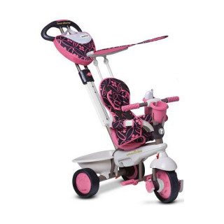 Tricikl Dream Team Pink 1590200