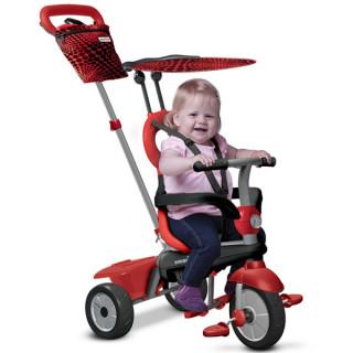 Tricikl Smart Trike Vanilla 4u1 Crveni 6652500