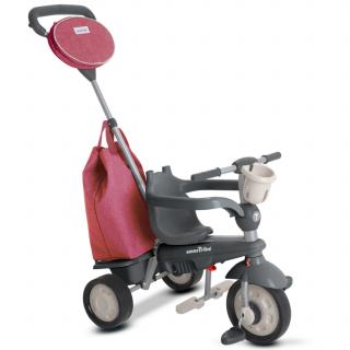 Smart Trike tricikl Voyage Red 1950500