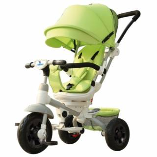 Tricikl za decu, Playtime 425 zeleni