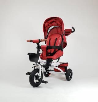Tricikl Happybike Lux 420, crveni
