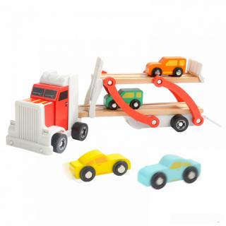 Drveni kamion za prevoz automobila ToP Bright 120327