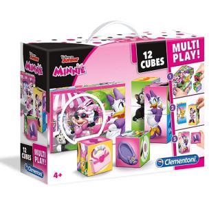 Kocke Minnie Happy Helpers 12 Multiplay, 41506