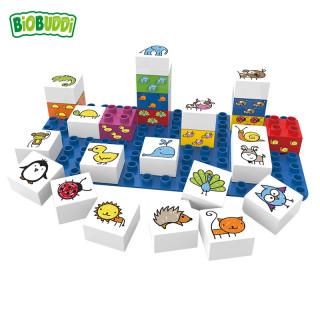 Kockice Učimo životinje BB-0001