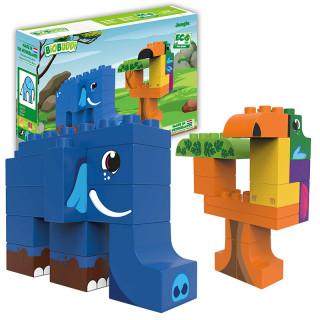 Kockice Džungla 3 u 1 BB-0106