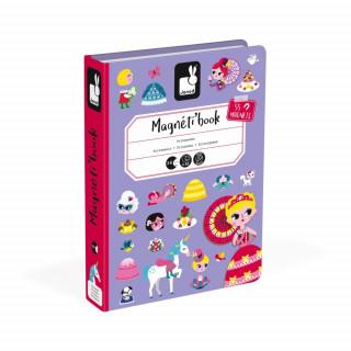Magneti'book kutija sa magnetima Princeza J02725