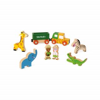 Mini Story Box–Safari J08518