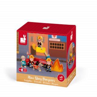 Mini Story Box–Vatrogasci J08515