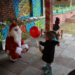 Iznajmljivanje Deda Mraza  u ponoć 31.12.2019.
