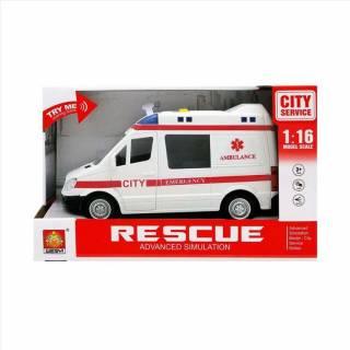 Hitna pomoć - ambulantna kola na baterije 153100