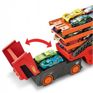 Hot Wheels crveni mega kamion GHR48