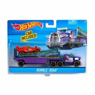 Hot Wheels kamion sa prikolicom BDW51