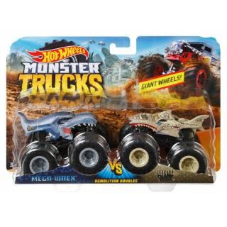 Hot Wheels Monster Truck 2 u 1 FYJ64