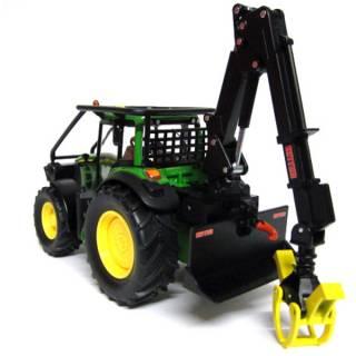 Šumarski traktor John Deere 4063