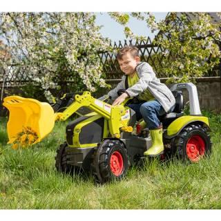 Traktor Claas Premium sa utovarivačem i menjačem 651122