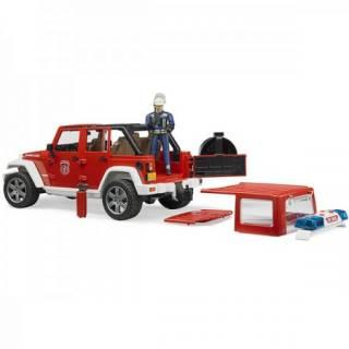 Jeep Wrangler vatrogasni sa figurom 025281