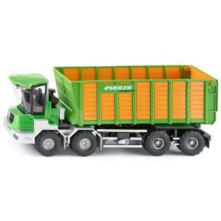 Joskin Cargotrack sa utovarnim vagonom Siku 4064