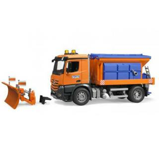 Kamion Bruder Zimska služba MB Arocs 036850