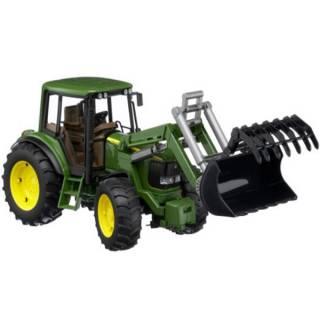Traktor Bruder John Deere 6920 sa kašikom 020521