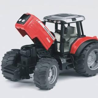 Traktor sa prikolicom Ferguson Bruder 020453