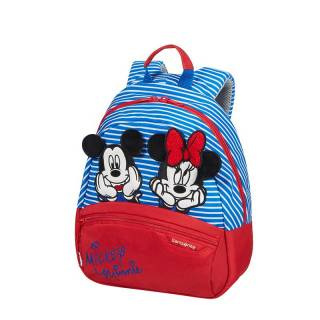Samsonite ranac za vrtić Mickey Minnie Stripes 40C*10024