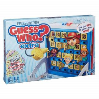 Društevena igra Guess Who elektronska  40907