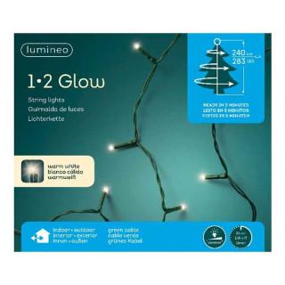 Novogodišnja LED rasveta za jelku 240cm-283L