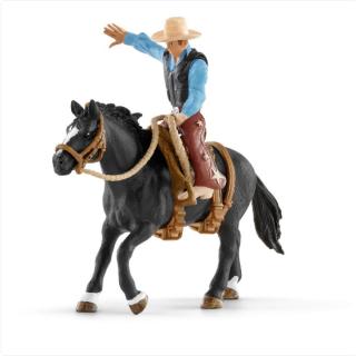 Kauboj na konju 41416