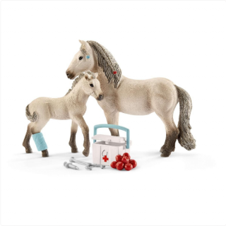 Set konja sa medicinskom opremom  42430