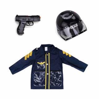 Kostim policajac sa  pištoljem 24640