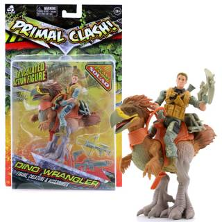 Lanard Jurassic Dino Wrangler figurica 22896