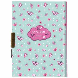 Dnevnik sa ključićem Cherry Blossom 577GJ16