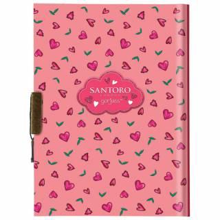 Dnevnik sa ključićem Love Grows 577GJ17