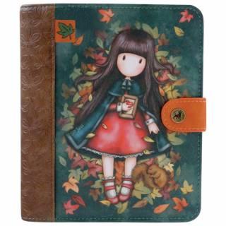 Dnevnik sa kopčom Autumn Leaves 1036GJ01