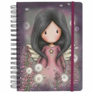 Notes sa spiralom Little Wings 767GJ04