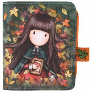 Novčanik na preklop Autumn Leaves 1030GJ01