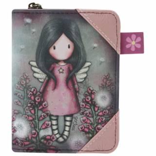 Novčanik zip+dugme Little Wings 903GJ04