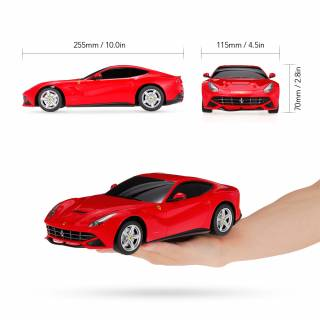Auto R/C  Ferrari F12 1:18  53500