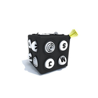Društvena igra kocka slovo-reč 0127353