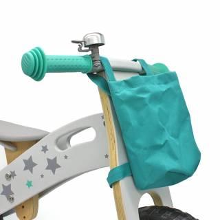 Drveni balans bike 755,zeleni