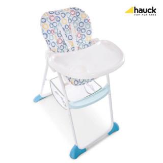 Hranilica Hauck Sit N Fold,  Circles Multi A029518