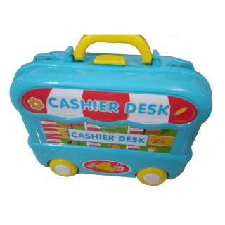 Kofer set registar kasa 59123