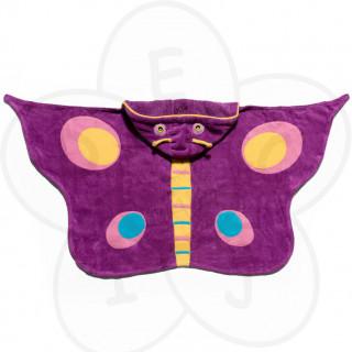 Ogrtač - peškir leptir, srednji