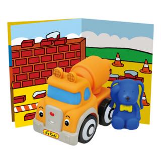 Popbo vozilo-kamion za cement Ks Kids, KA10647-GB