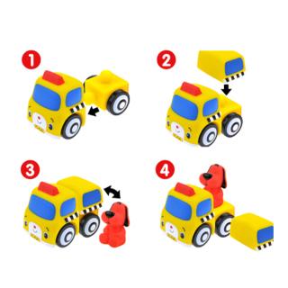 Popbo vozilo-Patrikov školski autobus Ks Kids, KA10648-GB