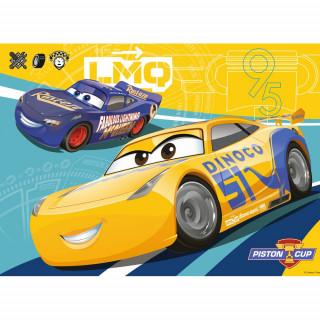 Ravensburger puzzle (slagalice) - Velike podne puzle Cars, RA05518