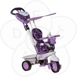 Tricikl Dream Team - Purple