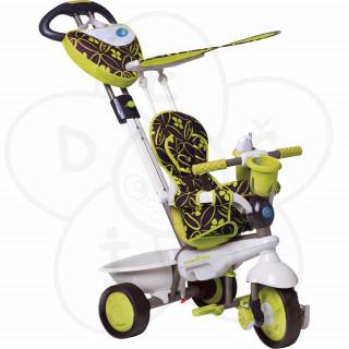 Tricikl Dream Team, zeleni