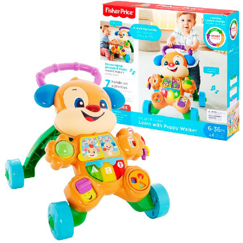 Interaktivna guralica Fisher Price Kuca